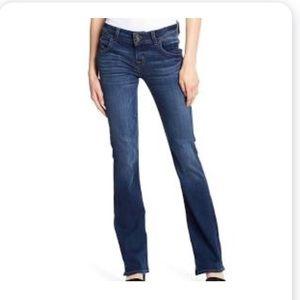Hudson midrise bootcut Jeans 26
